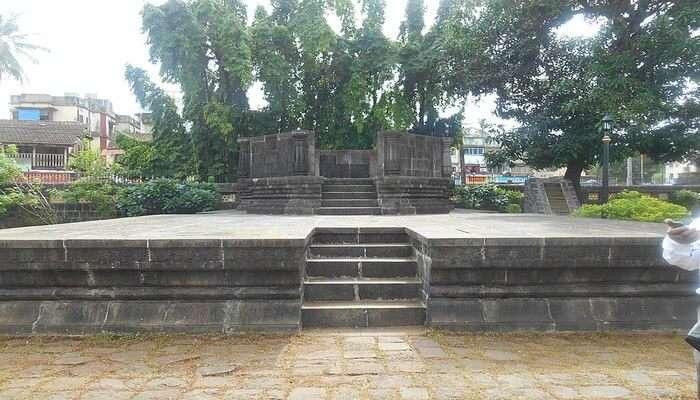 Sarkhel Kanhoji Angre Samadhi