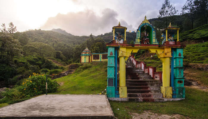 Temples In Munnar cover