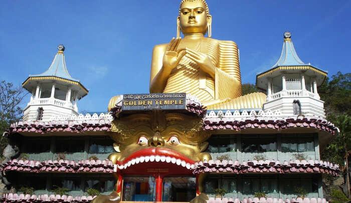Temples In Sri Lanka cover