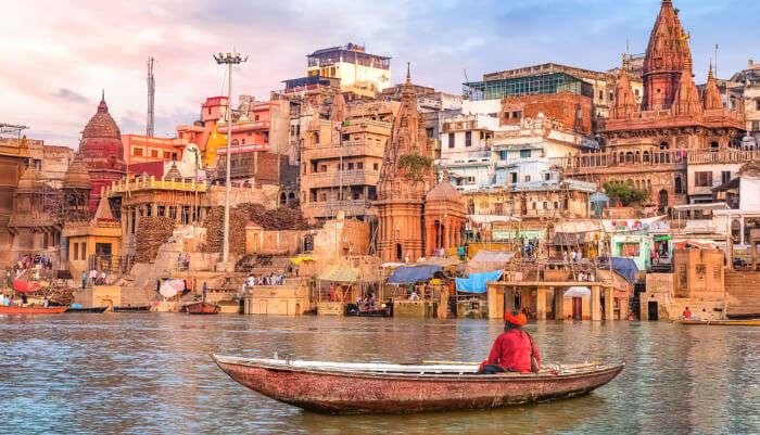 Temples In Varanasi cover