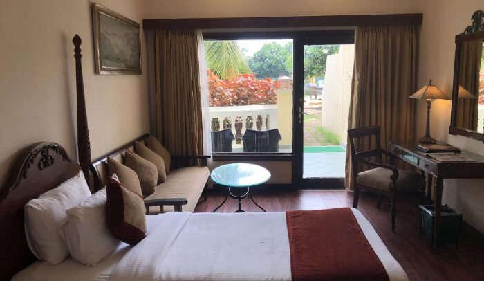 Coco Palms Hotel in Puri