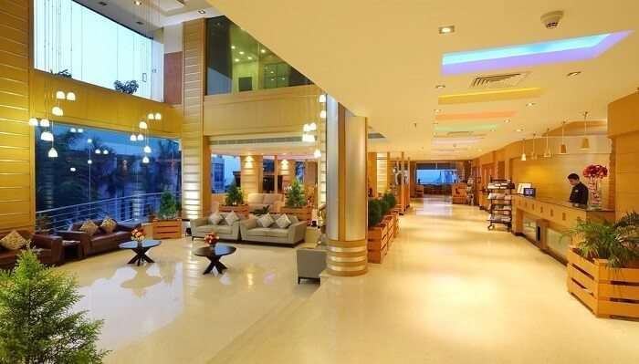 The Quilon Beach Hotel & Convention Centre