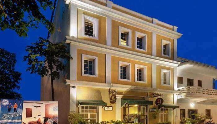 The Richmond in Pondicherry