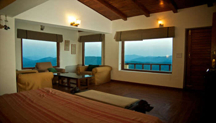 Tranquility In The Himalayas-3 BHK Homestay's room