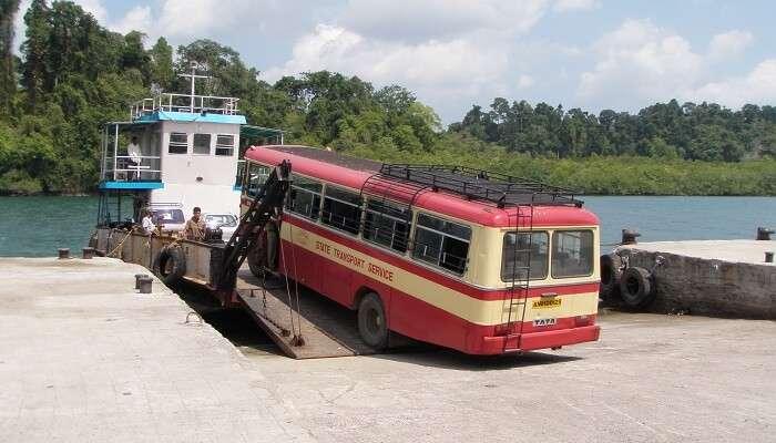 Transport in Andaman
