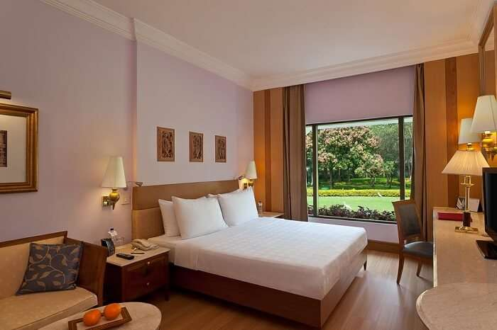 Hotel room in Odisha