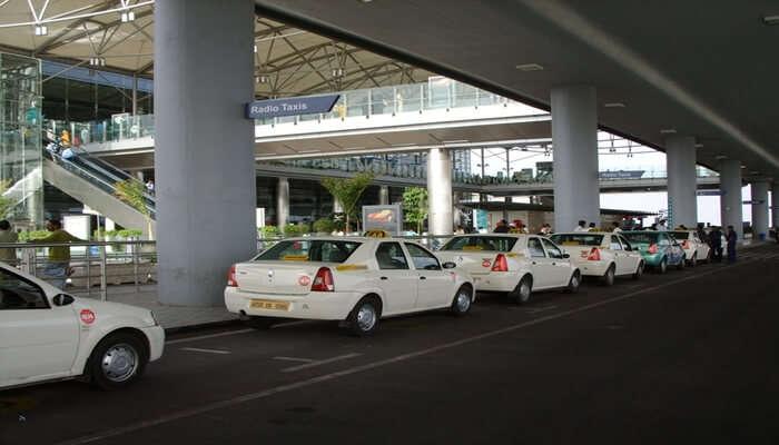 Uber Cab Facilities