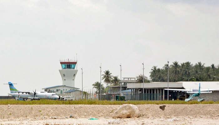 Villa International Airport