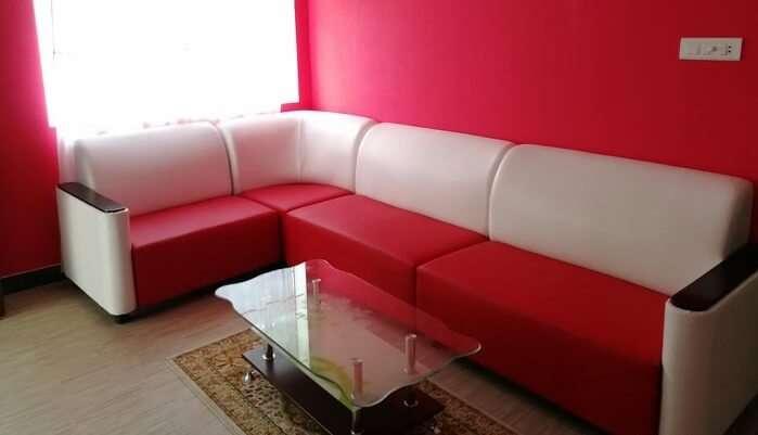 Vinayaga 2-Bedroom Service Apartments