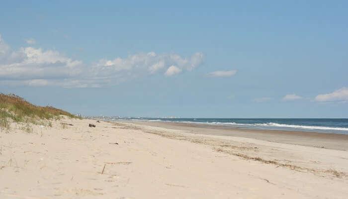 beach in Virginia