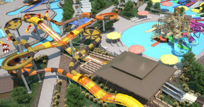 Get Ready To Experience A Crazy Water Roller Coaster Ride With Cheetah Chase!