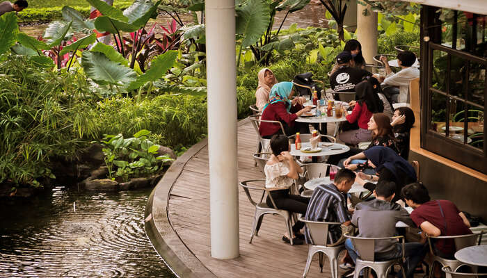 Famous Cafes in Jakarta