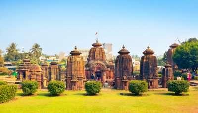 Beautiful Temples in Odisha
