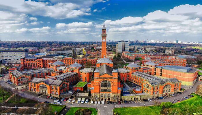 Places To Visit In Birmingham
