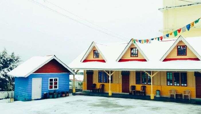 Dondrub homestay arunachal