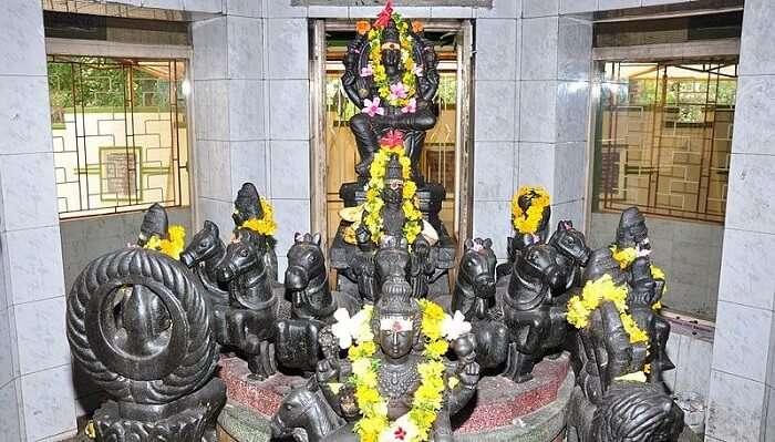 navgraha temple