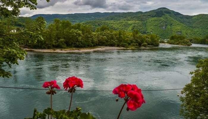 views of Serbia