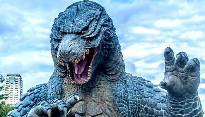 Japan_Godzilla Theme Park_7th_Dec_2019