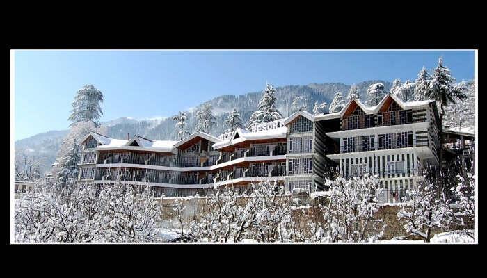 resort in kasol