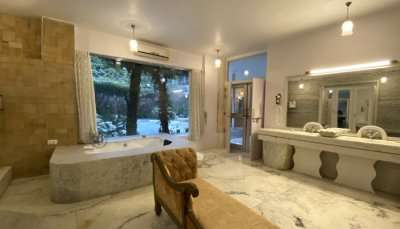luxurious bathroom in dream villa