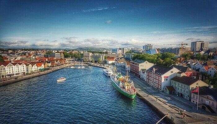 Adventure Lovers Paradise – Stavanger