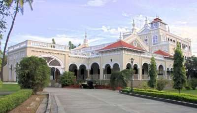 Aga Khan Palace View