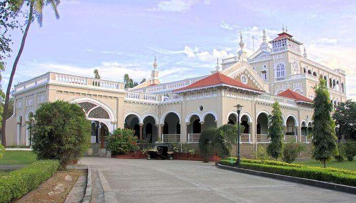 Aga Khan Palace View
