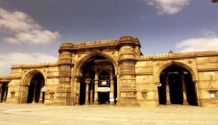 View of ahmedabad