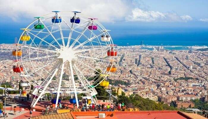 Explore These 8 Amusement Parks In Barcelona On Your Next Vacay