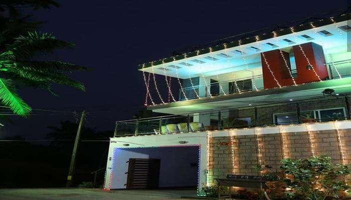 Aryan Resort & Residences