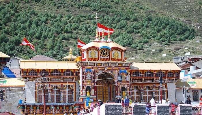 Temple in Uttarakhand
