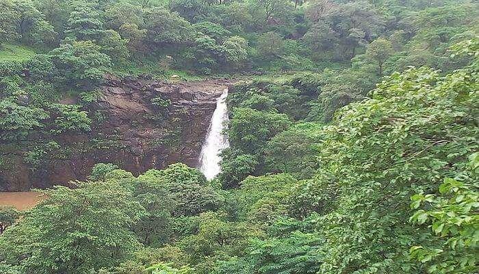 unique natural waterfalls