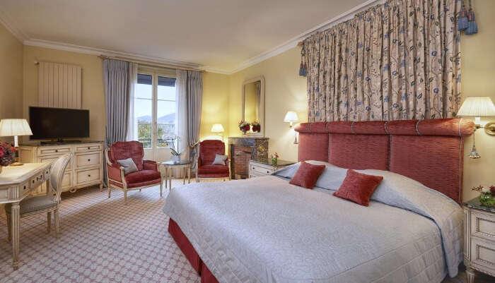 Beau-Rivage Hotel in Geneva