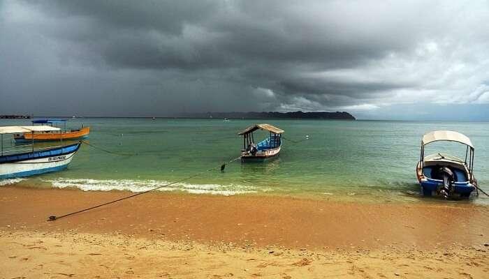 beach at Andaman