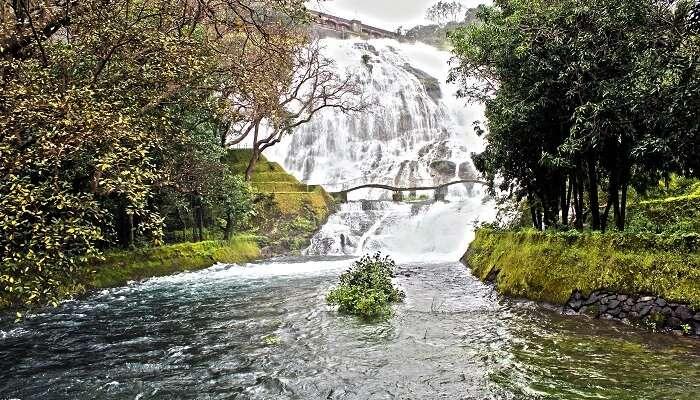 Bhatsa River Valley camping