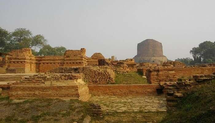 Buddhist Excavation
