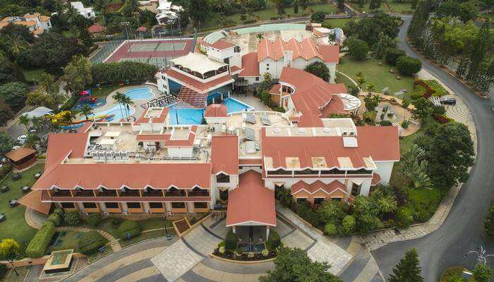 CLarks Exotica Convention Resort And Spa