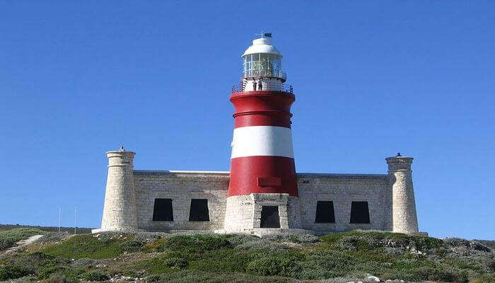 Cape Agulhas In South Africa