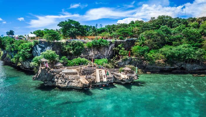 Cebu Islands in Philippines