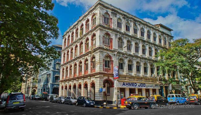 Old Building in Mumbai