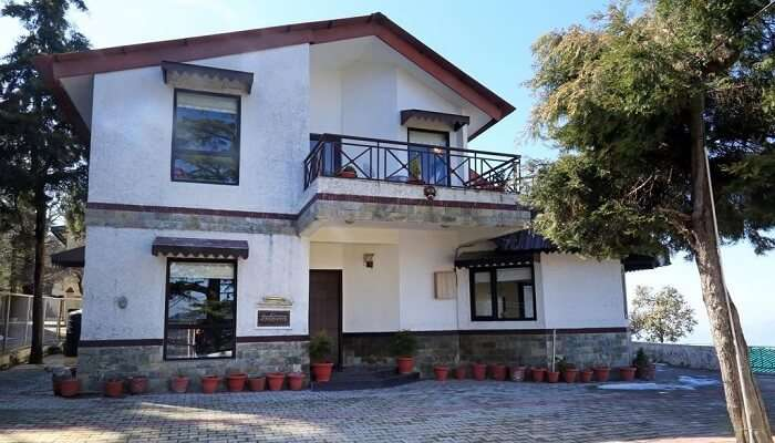 Cottage in the Clouds Mussoorie