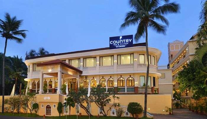 experience great service and comfortable stay