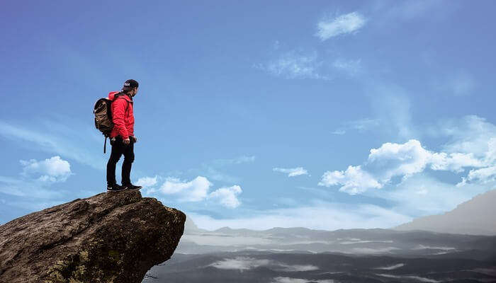 Adventurous Hiking In Queensland
