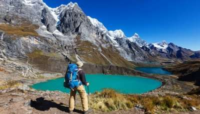 Adventurous Mountaineering in Peru
