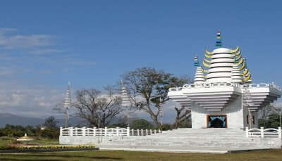 Famous Temples in Manipur
