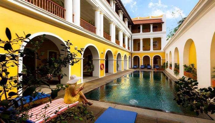 Amazing Villas in Pondicherry