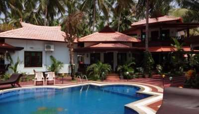 Amazing resort in Varkala