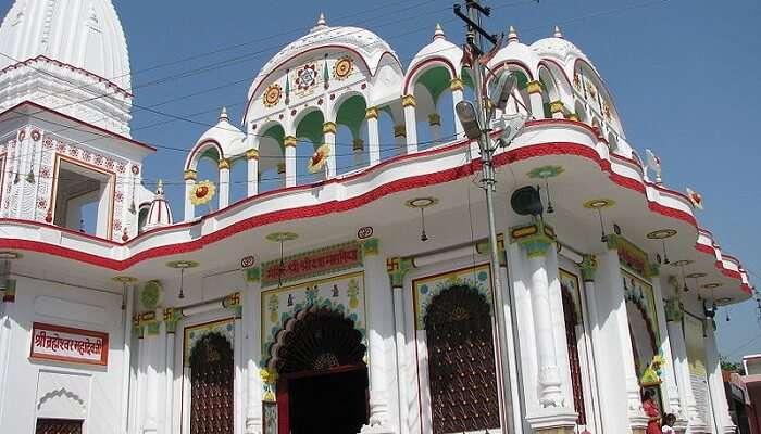 Daksh Prajapati Mandir