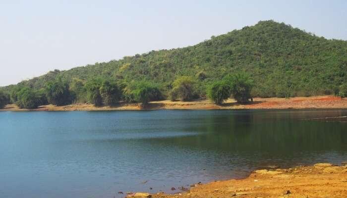Deras Dam is rthe best place