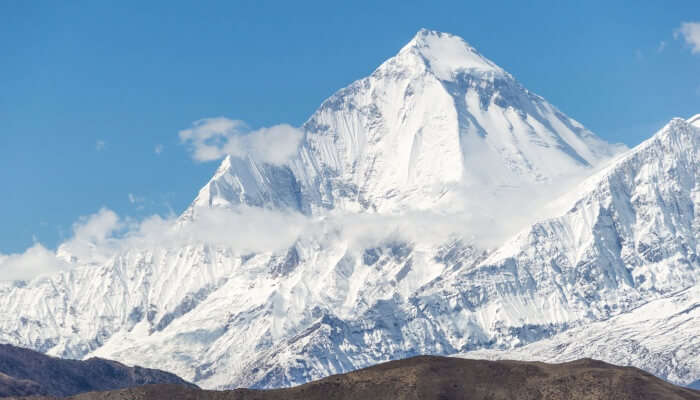 Annapurna Circuit is the best hill